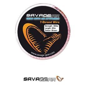 Savage Gear 7 Strand Wire Stahlvorfach