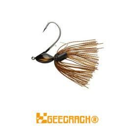 Geecrack Deesco Skirted Jig Pumpkin Seed