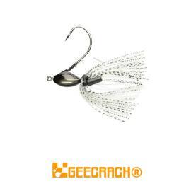 Geecrack Deesco Skirted Jig Silver Shad
