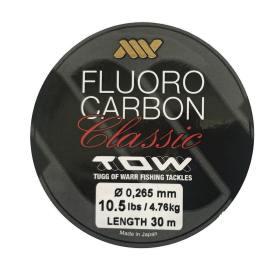 TOW Classic Fluorocarbon Vorfach 30 Meter