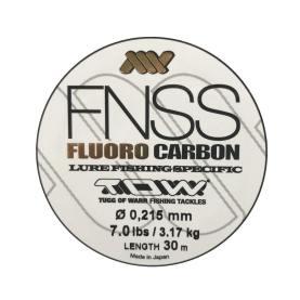 TOW FNSS Fluorocarbon Vorfach 30 Meter