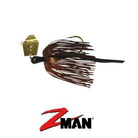 Z-Man Chatterbait Mini 7 Gr. Brown / Black