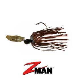 Z-Man Chatterbait Original 10,5 Gr. Brown / Black