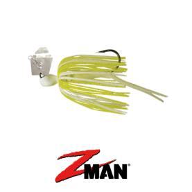 Z-Man Chatterbait Mini 7 Gr. Chartreuse / White