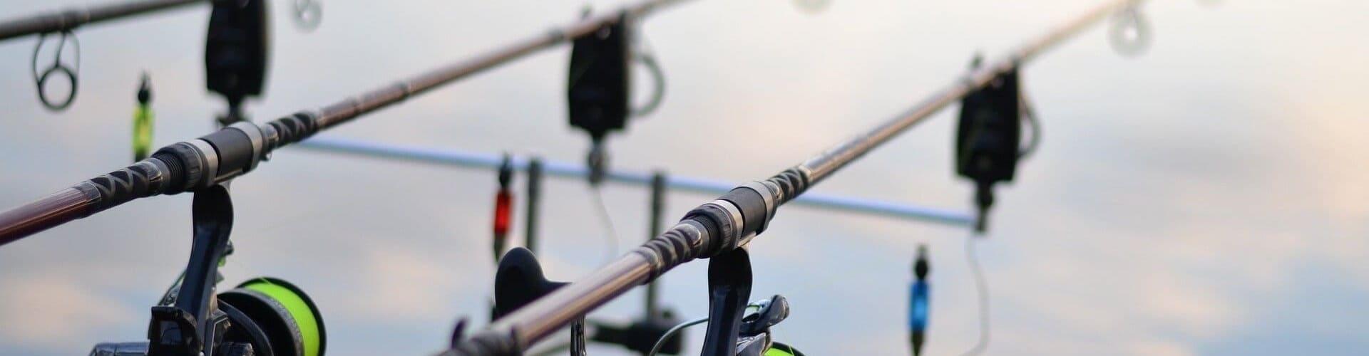 Ruten von Hearty Rise und Bullseye Fishing neu im Sortiment